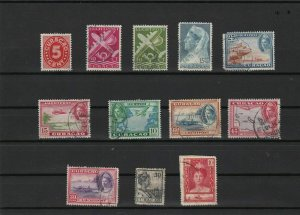curacao stamps ref r12110