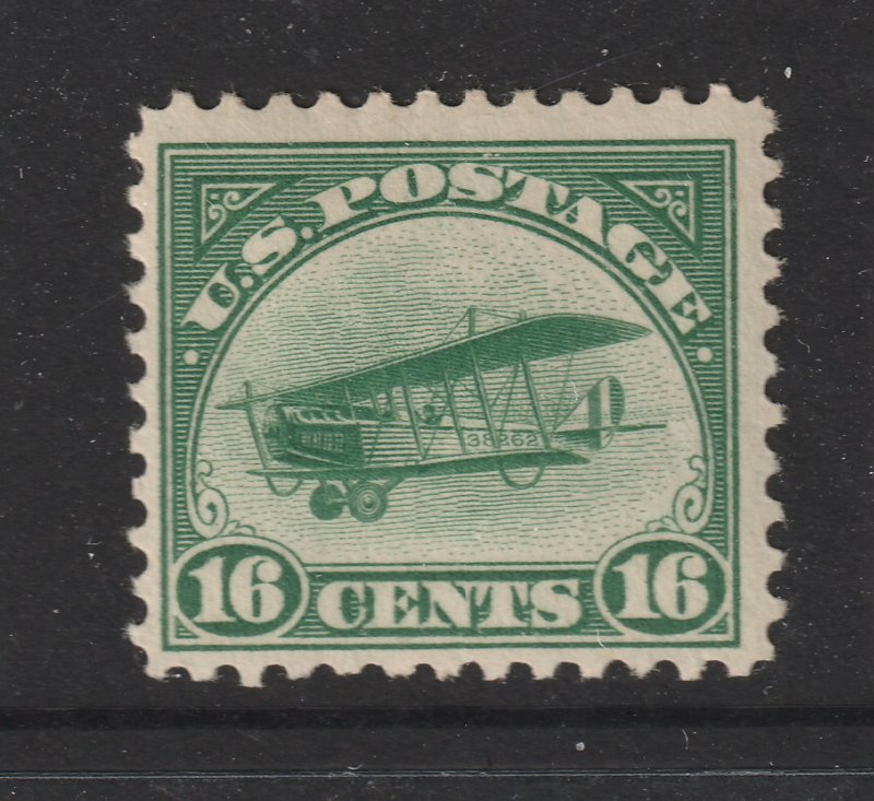 USA the MH16c Air stamp from 1918