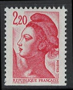 France Scott 1897A MNH!