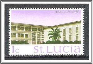 St Lucia #261 House of Assembly MHR