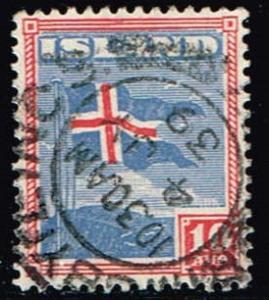 Iceland #228 U