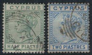 Cyprus 19,22  CV $4.20