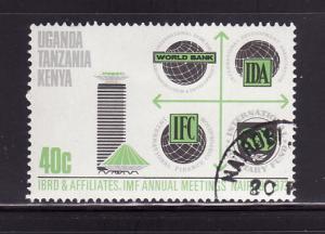 Kenya, Uganda, Tanzania 267 U Bank of Reconstruction (A)