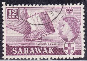 Sarawak 203 USED 1955 Barong Panau Sailboat