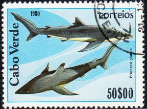 Cape Verde #415 Used