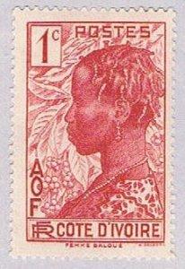 Ivory Coast Woman 1c - wysiwyg (AP103612)