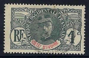 Ivory Coast 21 VFU K304