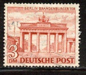 Berlin # 9N59, Used. CV $ 15.00