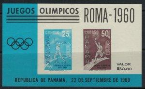 Panama #C237a*  CV $4.50  Souvenir sheet