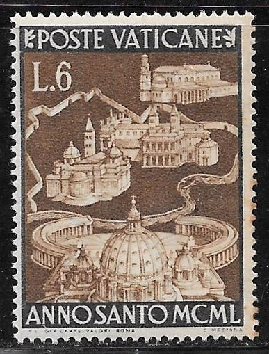 Vatican City Mint Never Hinged (8789)