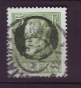 J3651 JLstamps 1914-20 germany bavaria used #96 king ludwig