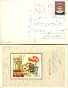 Netherlands, Picture Postcards