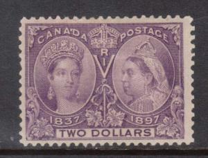 Canada #62 Mint