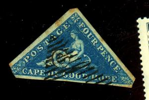 Cape of Good hope #2 Used Nice Spacefiller Cat$170