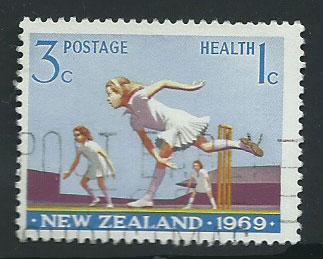 New Zealand SG 900 Very Fine Used