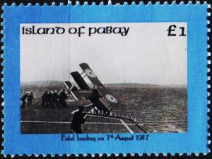 Great Britain(Pabay). 2017? £1 Unmounted Mint