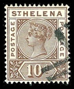 SAINT HELENA-a-Pre 1900 (to 47) 46  Used (ID # 77710)
