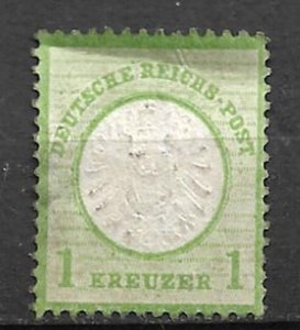 COLLECTION LOT OF #585 GERMANY # 21 1872 CV=$ 35