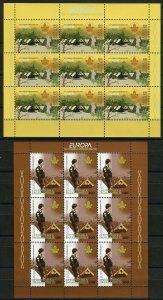 062 - MACEDONIA 2007 - EVROPA CEPT - Scouts - MNH Sheet