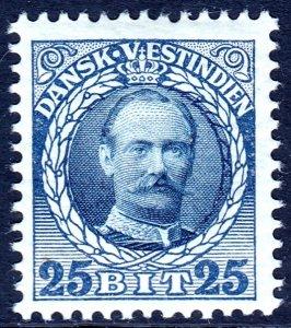Danish West Indies (DWI) - Scott #47 - MH - SCV $1.90
