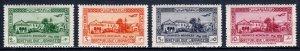 Lebanon - Scott #C75-C78 - MH - A few gum bumps - SCV $22