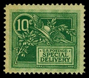 U.S. SPECIAL DELIVERY E7  Mint (ID # 60494)