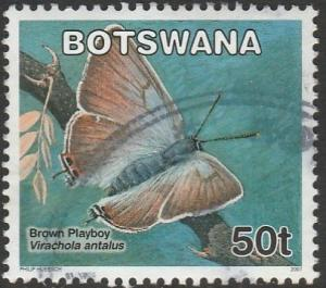 Botswana, #847 Used From 2007