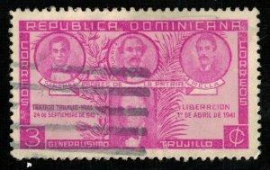 Dominican Republic, (4165-T)