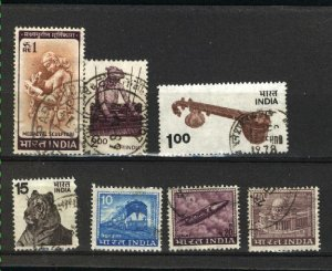 India 411,413,415,419,671,848  used PD