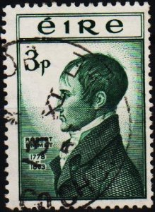Ireland. 1953 3d S.G.156 Fine Used