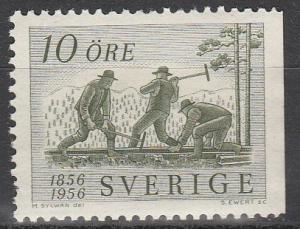 Sweden #497  MNH  (S3138)