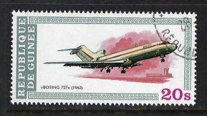 GUINEA 781 VFU AIRPLANE Z80