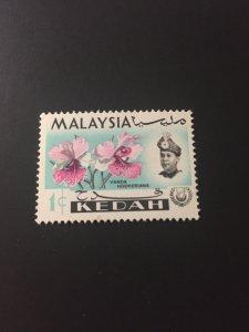 *Malaya Kedah #106*