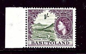 Basutoland 52 MH 1954 issue    (ap3863)
