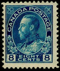 CANADA SG252, 8c blue, M MINT. Cat £23.