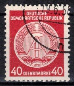 Germany - DDR - Officials - Scott O25