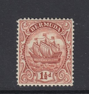 Bermuda, Scott 84 (SG 79b), MHR