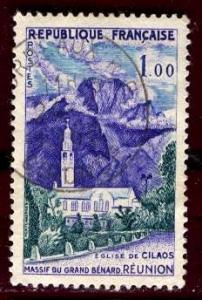 France; 1960: Sc. # 949: O/Used Single Stamp