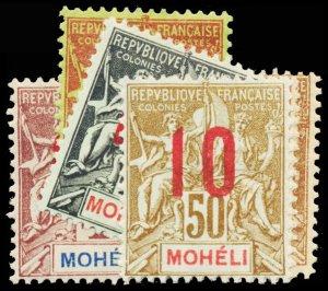 MOHELI 17-22  Mint (ID # 103611)