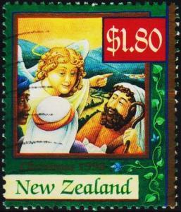 New Zealand. 1998 $1.80 S.G.2194 Fine Used