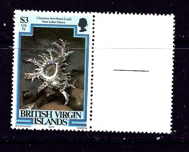 Virgin Is 379 MNH 1979 issue
