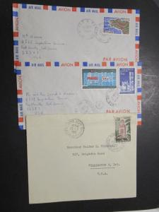 France - 5 1960s / 1970s Covers  - M60