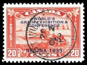 CANADA 203  Used (ID # 85413)