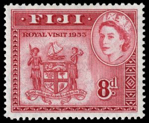 Fiji - Scott 155 - Mint-Hinged