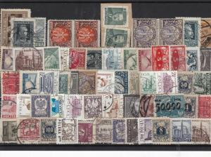 Poland old Stamps Ref 14305