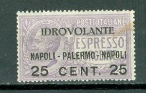 ITALY #C2...MINT...$22.50