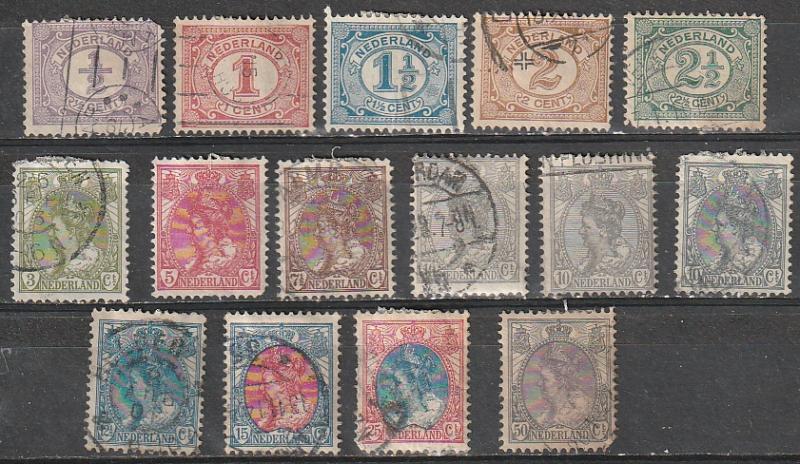 #55-57,60,62,65-8,70,77,81 Netherland Used