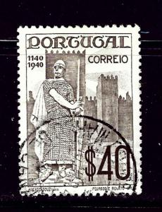 Portugal 591 Used 1940 issue