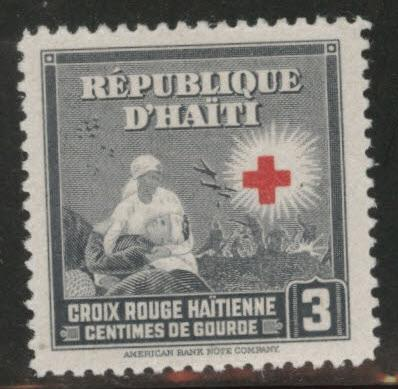 HAITI Scott 361 mnh** Red Cross  stamp