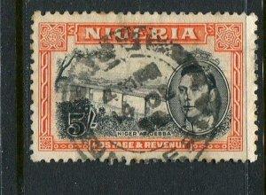 Nigeria #64c Used